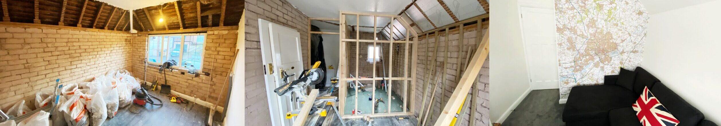 Renovations and refurbishments